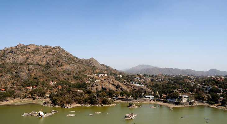 Luxury Rajasthan Holiday - Mount Abu was a favourite British escape in the summer months in Rajasthan