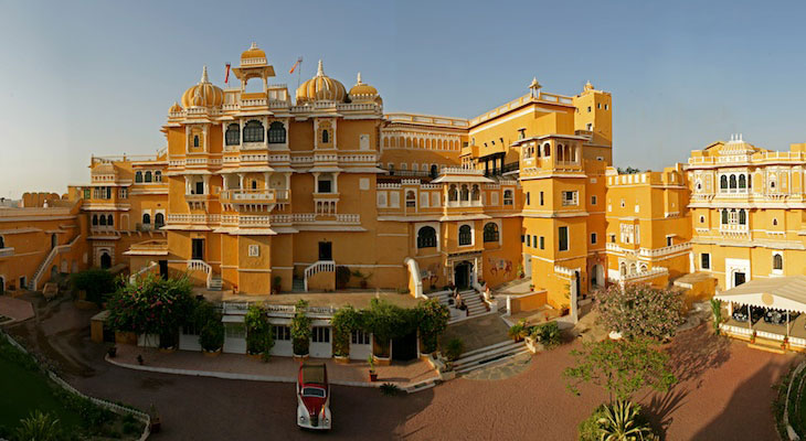 Rajasthan tours - Rajasthan tours including Deogarh Mahal