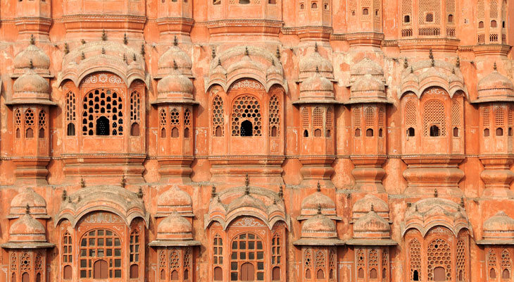 Luxury Rajasthan Tours - Rajasthan tours including Jaipur Palace of Winds