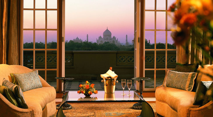 Golden triangle tour including Agra, The Oberoi Amarvilas and Varanasi